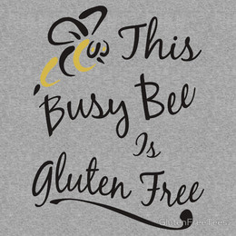 This Busy Bee Is Gluten Free