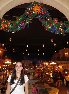 EPCOT Mexico Prior To The Reservation Issues, December 2013
