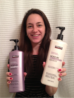 Kirkland Gluten Free Shampoo and Conditioner, December 2013