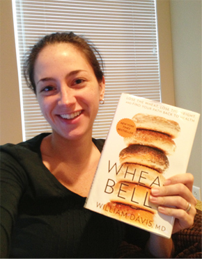 Me and My Life Altering Copy of Wheat Belly