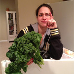 What To Do With Kale? Hmmm..., January 5, 2014