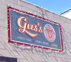 Gus's Café in Lawrenceville