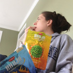 Mmmmmmmm Crunchy Peas, February 20, 2014